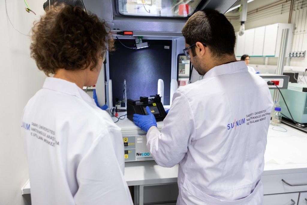 SUNUM | Nanofiber Production & Nanomaterials