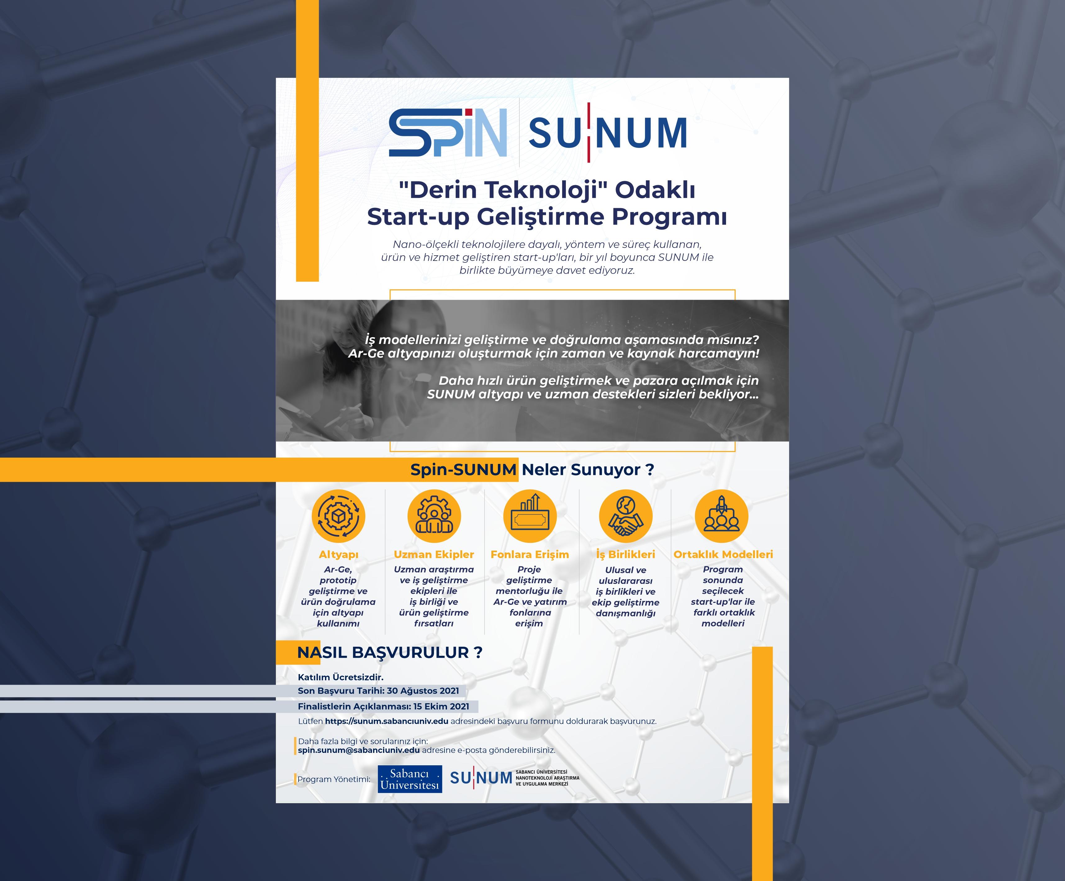 Spin Sunum