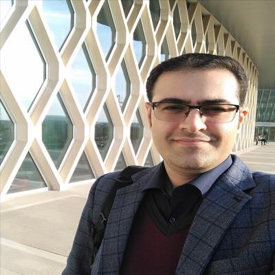Sunum  Ali Zarrabi Doktora: Kimya Mühendisliği
