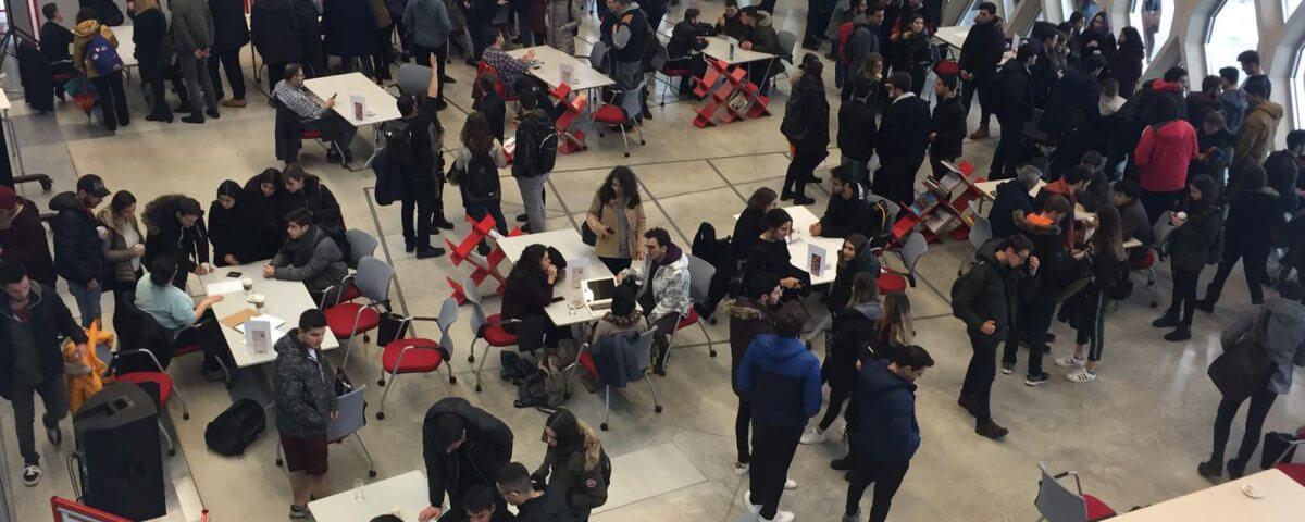 Sabancı Üniversiresi TGD Proje Pazarı